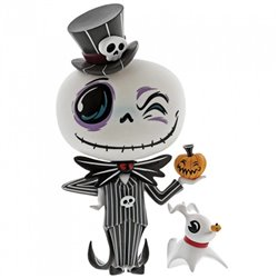 Miss Mindy's Vinyl - Jack Skellington & Zero
