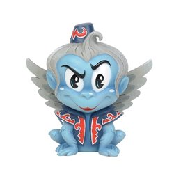 Miss Mindy Winged Monkey Figurine