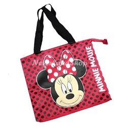 Stoffen Shopper - Minnie Mouse