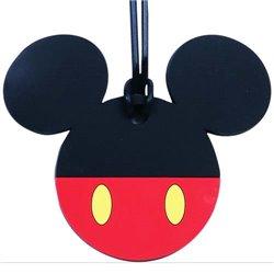 Koffer Label BodyParts - Mickey