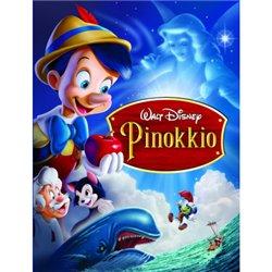 Disney - Verhaalboek - Pinocchio