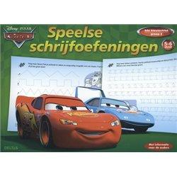 Speelse schrijfoefeningen - Cars