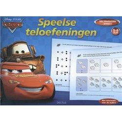 Speelse teloefeningen - Cars