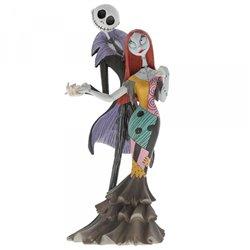 Jack and Sally Figurine - 6002184