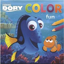 Disney Color Fun - Dory