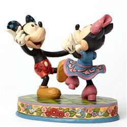 Swinging Sweethearts - Mickey & Minnie