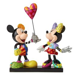 Afternoon Romance LE - Mickey & Minnie