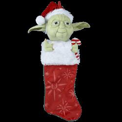 3d Kerstsok Yoda