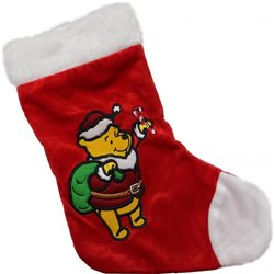 Bonte Kerstsok - Pooh