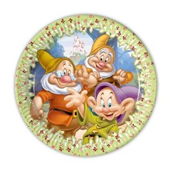 Bordjes 10 Stuks - Seven Dwarfs
