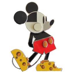 Say Cheese - Mickey