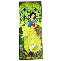 Princess Mucha Inspired - Snow White