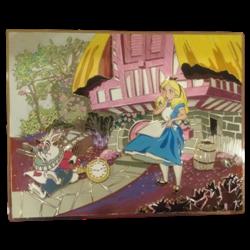 I'm Late - Alice & White Rabbit