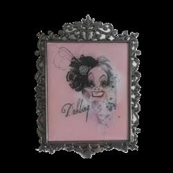 Fashionably Foul Series - Cruella