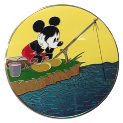 Gone Fishing - Mickey