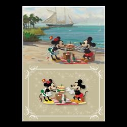 Mickey & Minnie Picnic - Mickey