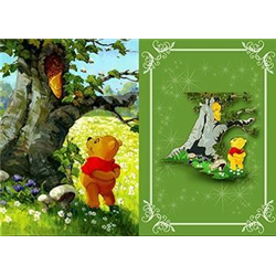 Pure Gold - Winnie the Pooh