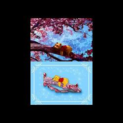 Dreaming of Honey - Winnie the Pooh