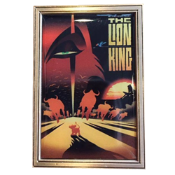 Poster Pin - Lion King