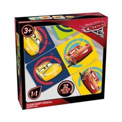Cars 3 Giant Easy Domino - Cars