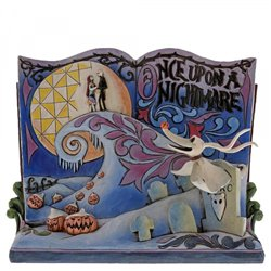 StoryBook - Once Upon A Nightmare - Nightmare Before Christmas - 4057953