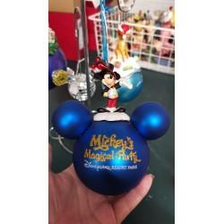 Mickey orenbal  blauw