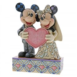 Two Souls, One Heart - Mickey & Minnie - 4059748