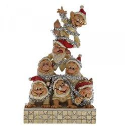 Precarious Pyramid - Seven Dwarfs - 6000942