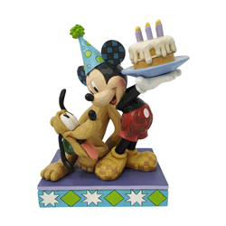 Happy Birthday, Pal -Pluto &amp Mickey - 6007058