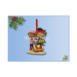 8078 3D Dangle Ornament - Jake, Issey En Skully