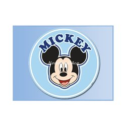 Muursticker 60cm - Mickey
