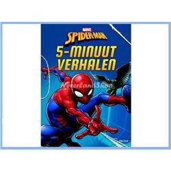 5 Minuut Verhalen - Spiderman