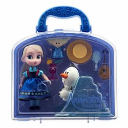 Speelset - Mini Animator Doll  - Elsa