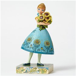 Spring in Bloom - Frozen Fever - Anna