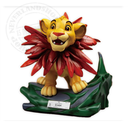 Beast Kingdom Master Craft - Little Simba