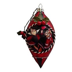 7543 Kerstpegel - Queen of Hearts