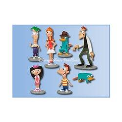 7dlg Speelset - Phineas & Ferb
