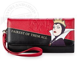 Wallet Red - Evil Queen
