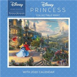 Disney Dreams 2020 Thomas Kinkade