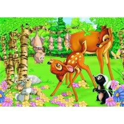Puzzel 35 Stuks - Bambi