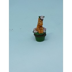 Mini keepsake box Tigger Bloem