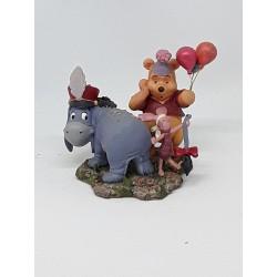 Party Pooh Eeyore & Piglet