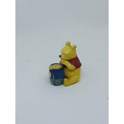 Houtlook honingpot Pooh