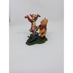 Kruiwagen Pooh Tigger & Piglet