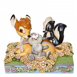 Childhood Friends - Bambi, Thumper & Flower - 6008318