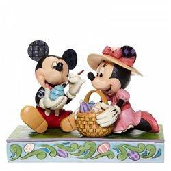 Easter Artistry - Mickey & Minnie - 6008319