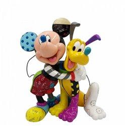 Karakters By - Mickey & Pluto - 6007094