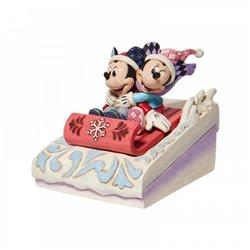 Sledding Sweethearts - Mickey & Minnie  - 6008972