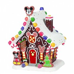 Mickey Mouse's Gingerbread House - A30315