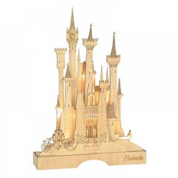 Illuminated Castle - Cinderella  - 6004006